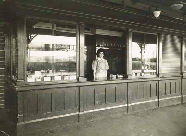 Cootamundra Railway Refreshment Rooms. Source: Cootamundra Remembers on Facebook